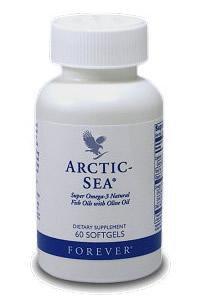 Arctic Sea Omega-3 (Aceite de pescado y oliva)