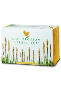 Aloe Blossom Herbal Tea (Infusión con flores de Aloe)
